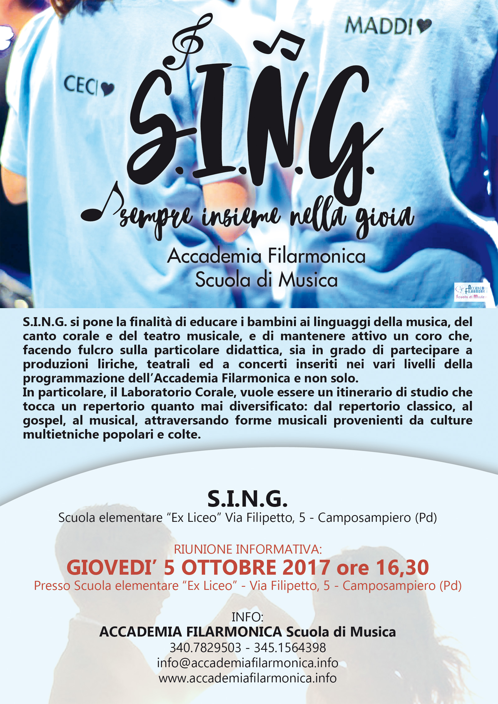 Sing Accademia Filarmonica