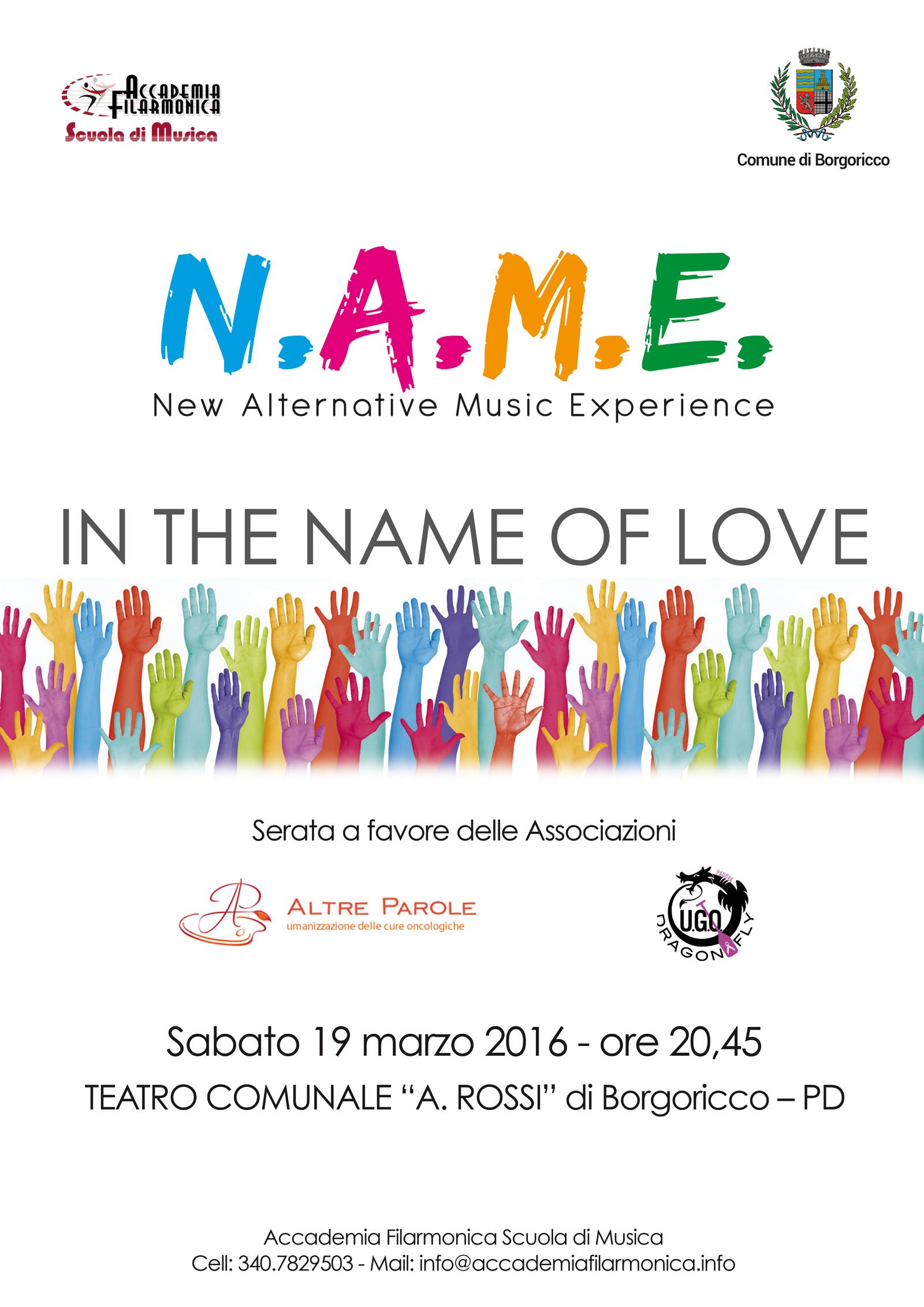 NAME 19 marzo 2016