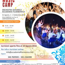 1° Summer Music Camp